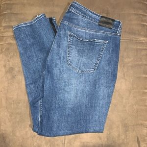 Lucky Brand Ginger Skinny Jeans Size 20 W